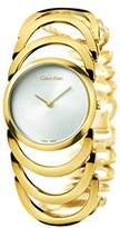 Calvin Klein Ladies'Watch XS Analogue Quartz Stainless Steel K4G23526