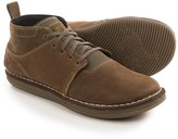 Merrell Bask Sol Mid Chukka Boots - Leather (For Men)