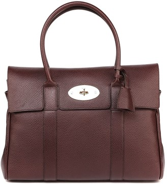 Mulberry Bayswater Heritage Leather Tote