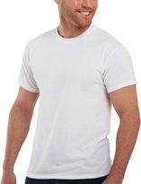 Hanes Men's ComfortBlend FreshIQ Crewneck Undershirt 4-Pack