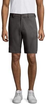 Theory Zaine Zip-Fly Shorts