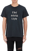 "AMIRI Men's ""The Good Life"" Jersey T-Shirt"