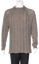 James Perse Cable Knit Sweater