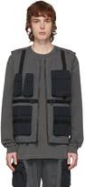 John Elliott Black Miramar Tactical Vest