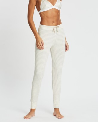 Marks and Spencer Flexifit Striped Lounge Leggings