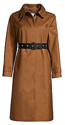 MACKINTOSH Women's Roslin Wool & Mohair Trench Coat