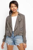 Blank Lightweight Twill Jacket