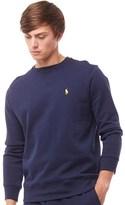 Polo Ralph Lauren Mens Fleece Sweatshirt Cruise Navy