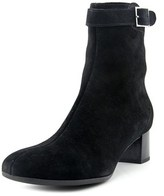 La Canadienne Jasmin Women Square Toe Suede Ankle Boot.
