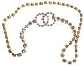 Chanel Vintage CC Rhinestone Necklace