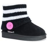 Muk Luks Patti Faux Fur Lined Boot (Toddler & Little Kid)
