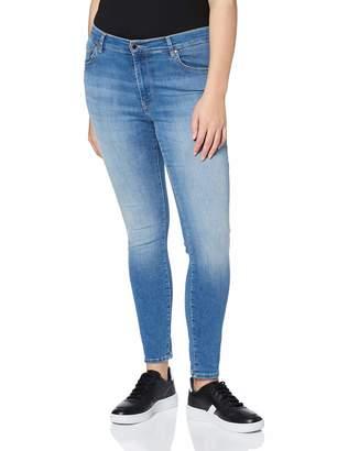 J!NS Only Carmakoma Nos ONLY Carmakoma NOS Women's Carmaya Hw Sk Shape DNM JNS Rea088 Noos Skinny Jeans