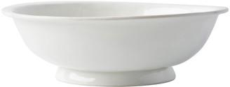 Juliska Puro Whitewash Footed Fruit Bowl