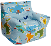 Globe-trotter little home at John Lewis Globetrotter Bean Bag Chair