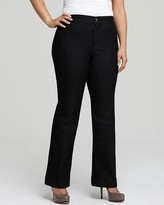 Not Your Daughter's Jeans Plus Size Michelle Denim Trousers