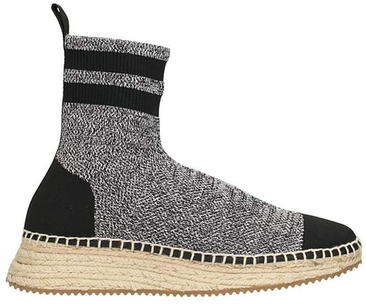 Alexander Wang Dylan High Sock Espadrillas Sneakers