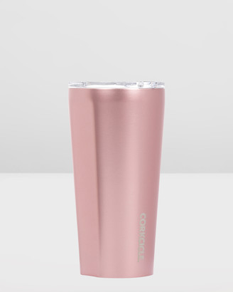 Corkcicle Insulated Stainless Steel Tumbler 475ml Metallic