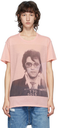 R 13 Pink Elvis T-70 Boy T-Shirt