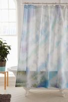 Urban Outfitters Soft Dyed Shower Curtain