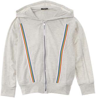 Terez Rainbow Hoodie