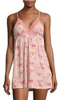 Flora By Flora Nikrooz Floral Printed Camisole