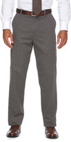 Croft & Barrow Big & Tall Relaxed-Fit Easy-Care Stretch Flat-Front Pants