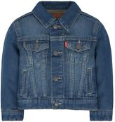 Levi's Baby Boy Knit Trucker Jacket