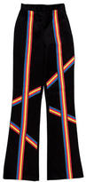 Peter Pilotto Striped Flared Pants