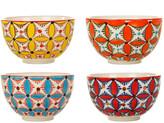 Pols Potten Colour Hippy Bowls - Set of 4