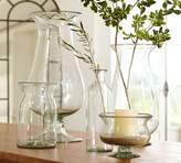 Pottery Barn Recycled Glass Vases
