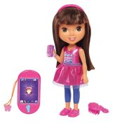 Fisher-Price Dora & Friends Talking Dora & Smartphone by
