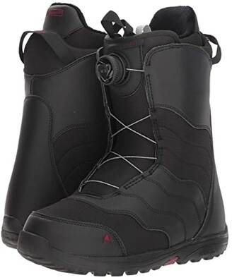 Burton Mint Boa(r) Snowboard Boot (Black) Women's Cold Weather Boots