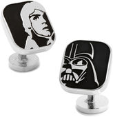 Asstd National Brand Star Wars Luke and Darth Vader Cufflinks