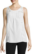 WORTHINGTON Worthington Knit Tank Top