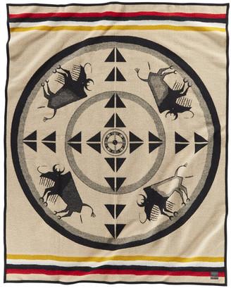 Pendleton Legendary Robe - Buffalo Nation