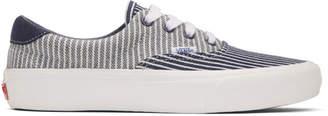 Vans Navy and White Era 59 Vault LX Sneakers