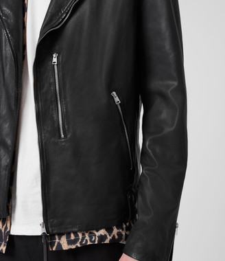 AllSaints Bondi Leather Biker Jacket