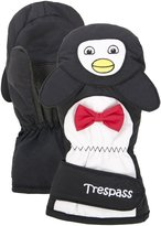 Trespass Childrens/Kids Flip Flap Winter Mittens