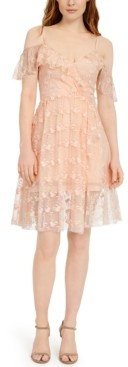 French Connection Emiki Lace Dress