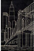 Momeni lil mo whimsy city bridge rug