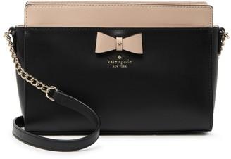 Kate Spade Leather Angelica Crossbody Bag