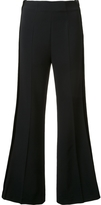 Roland Mouret Flared Cropped Pants