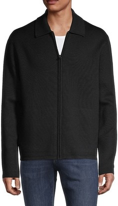 Rag & Bone Ribbed Wool-Blend Jacket