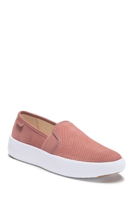 Cole Haan Grand Perforated Slip-On Sneaker