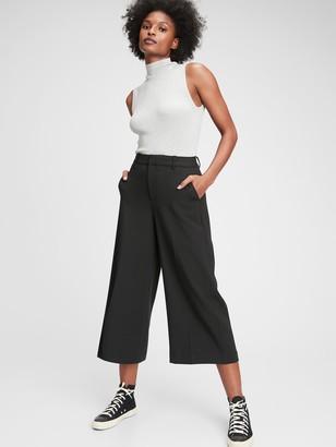 Gap High Rise Culotte Pants