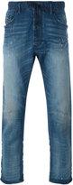Diesel straight leg jeans - men - Cotton/Spandex/Elastane/Lyocell - 28