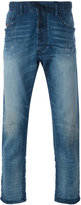 Diesel straight leg jeans - men - Lyocell/Cotton/Spandex/Elastane - 28