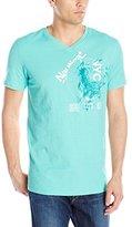 Nautica Men's Nyc Circle Graphic T-Shirt