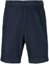 Pt01 knee-length shorts - men - Cotton/Spandex/Elastane - 48