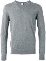 Aspesi v-neck jumper - men - Cotton/Cashmere - 56